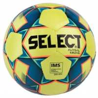 Мяч SELECT Futsal Mimas Yellow IMS