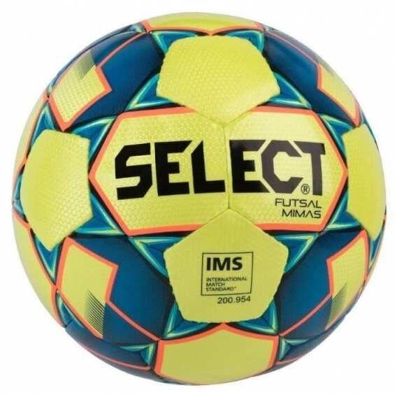 Мяч SELECT Futsal Mimas Yellow IMS