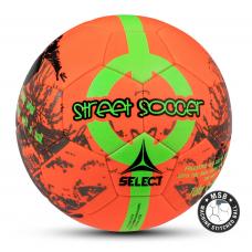 Мяч SELECT Street Soccer (Red)