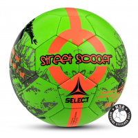 Мяч SELECT Street Soccer (Green)