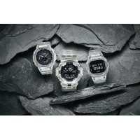 Прозрачные наручные часы Casio коллекции G-Shock