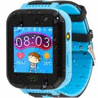Детские смарт часы AmiGo GO003 Swimming Blue