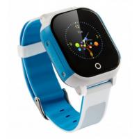 Детские часы Smart Baby Watch A100 Blue plus