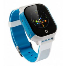 Детские часы Smart Baby Watch A100 Blue plus