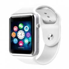 Смарт часы A1 Turbo White (Smart Watch)
