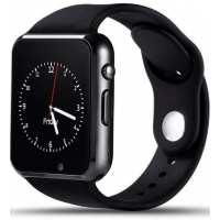 Smart Watch A1 Turbo Black (умные смарт часы А1)