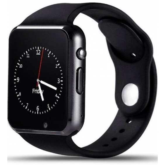 Наручные часы Uwatch A1 Turbo Black