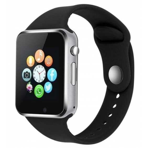 Наручные часы Uwatch A1 Turbo Silver