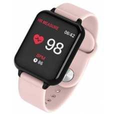 Женские смарт часы B57 Pulse Pink