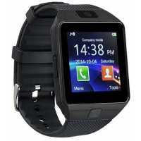 Смарт часы (Smart Watch) DZ09 Black