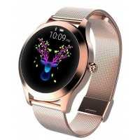 Женские умные часы KW10 Gold