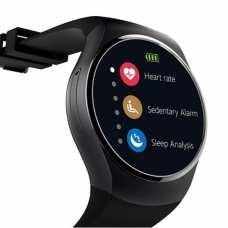 Smart Watch KW18 Black (Смарт Часы KingWear KW18)