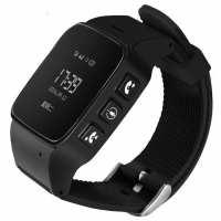 Смарт часы D99 Black с GPS