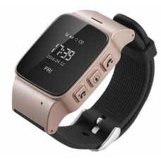 Смарт часы D99 Pink с GPS