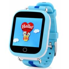 Детские часы Q100S Blue с GPS