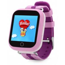 Детские часы Q100S Pink с GPS