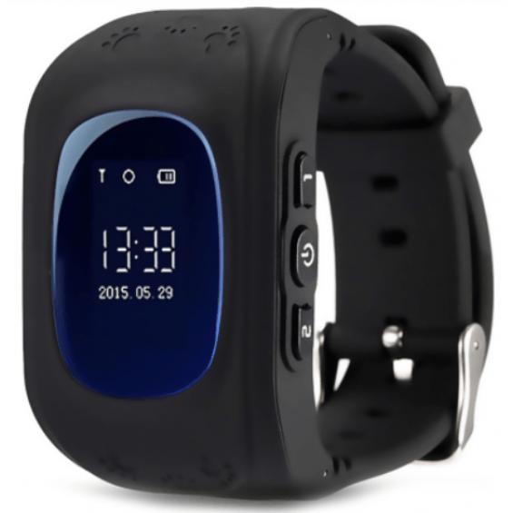 Наручные часы Uwatch Q50 Black  GPS