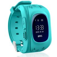 Детские часы Q50 Blue с GPS