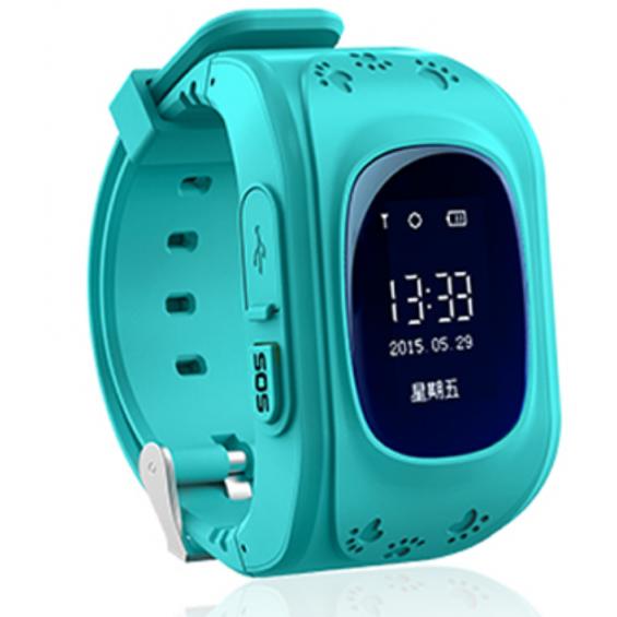 Наручные часы Uwatch Q50 Blue  GPS