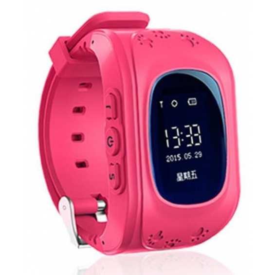 Наручные часы Uwatch Q50 Pink  GPS