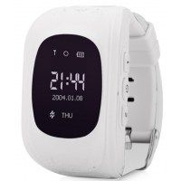 Детские часы Q50 White с GPS
