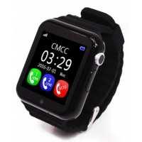 Детские часы V7K Black с GPS