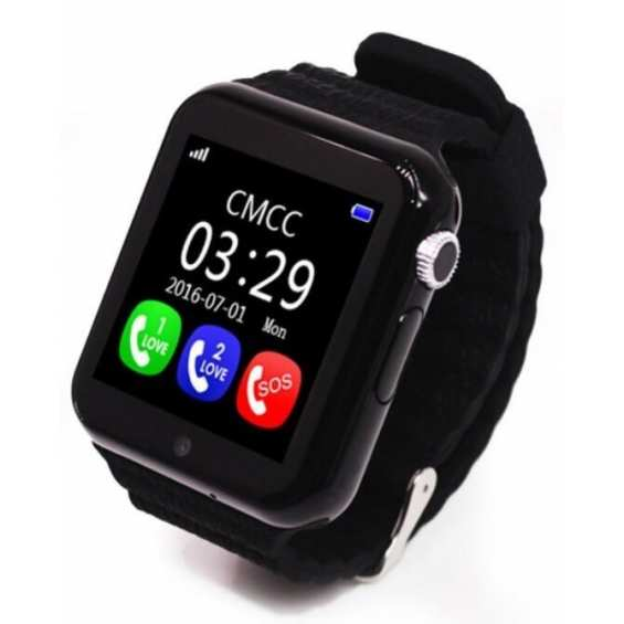 Наручные часы Uwatch V7K Black  GPS
