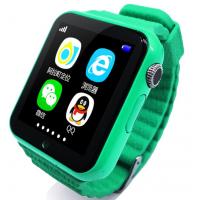 Детские часы V7K Green с GPS