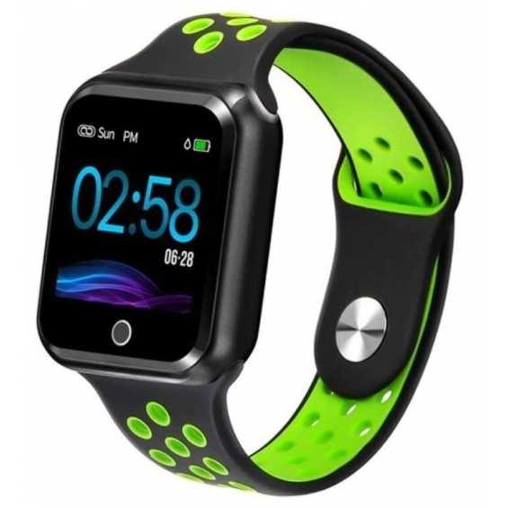 Смарт часы ZGPAX S226 Fitness Tracker Green
