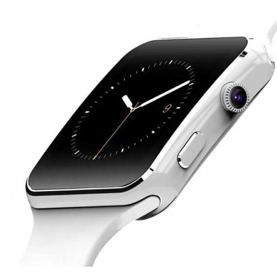 Наручные часы Uwatch X6 White