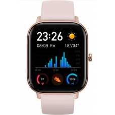 Смарт часы Xiaomi Amazfit GTS Obsidian Pink