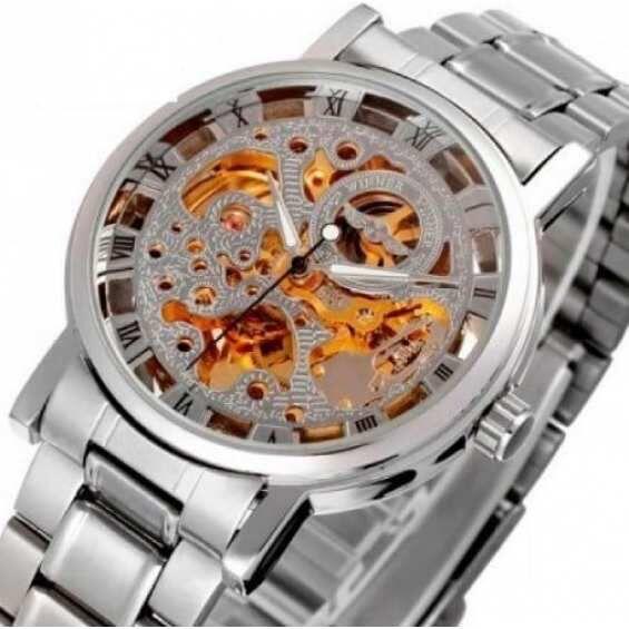 Наручные часы  Winner BestSeller Silver