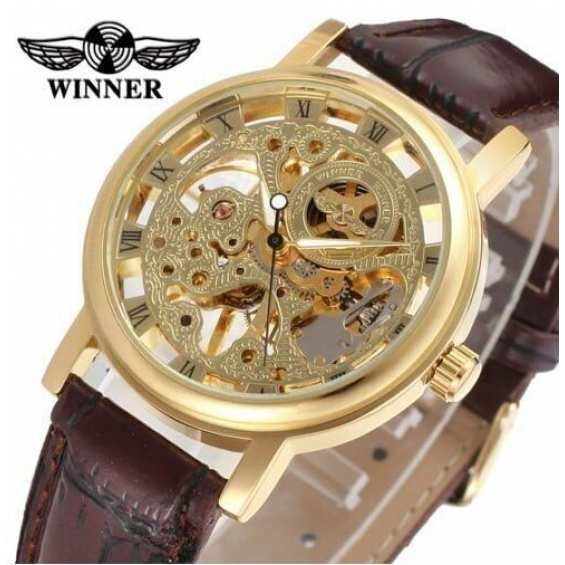 Наручные часы  Winner Golden Fox