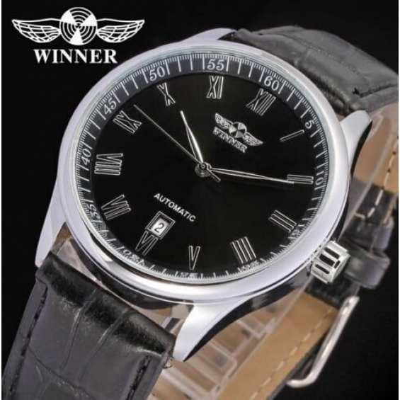 Часы  Winner Classic Black