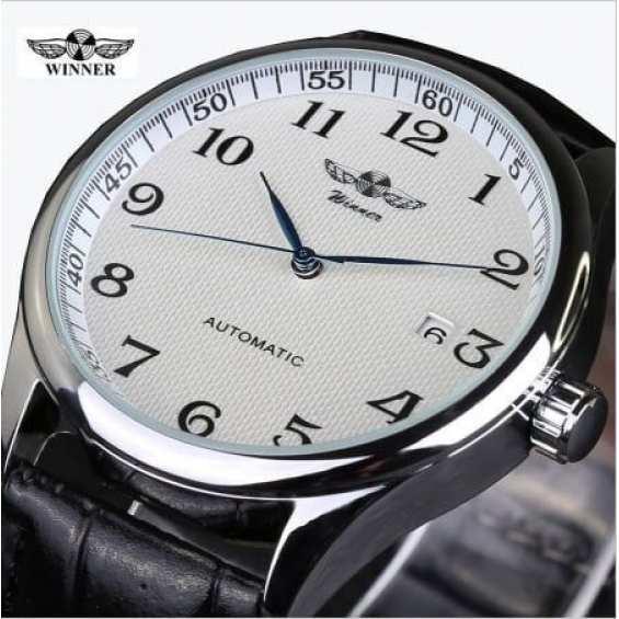 Наручные часы  Winner Lux White