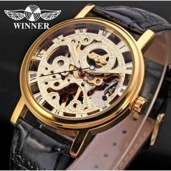 Наручные часы  Winner Black Fox