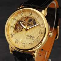Часы Winner Gold Tone