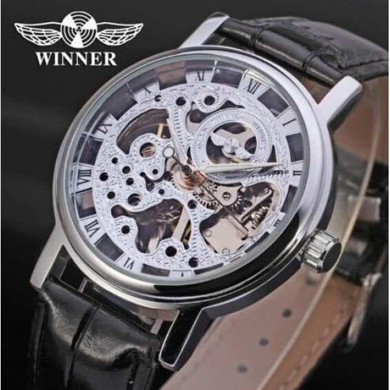 Наручные часы  Winner Silver