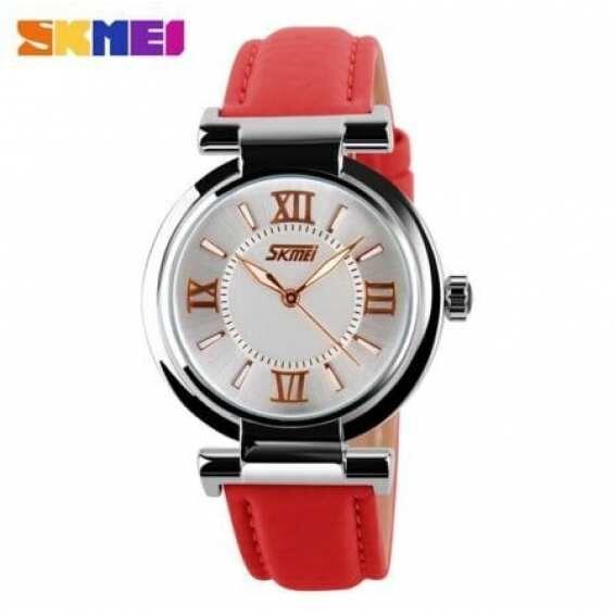 Часы Skmei Red