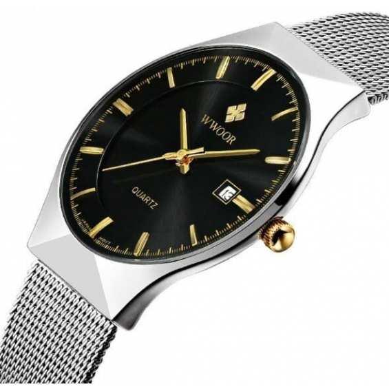 Наручные часы  Wwoor Rich