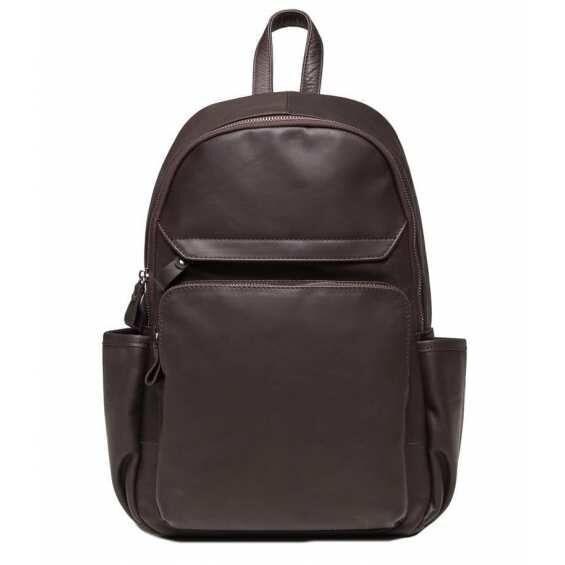 Кожаный рюкзак TIDING BAG 6020C