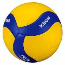 Волейбольный мяч Mikasa V390W, очень прочный (ORIGINAL)