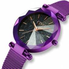 Женские часы Civo Extra Purple