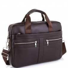 Кожаная сумка для ноутбука Tiding Bag A25-1120C