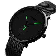 Мужские часы Skmei 9185G Design Green