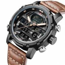 Мужские часы Naviforce World NF9160 Brown