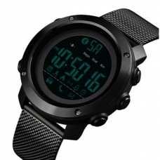 Мужские часы Skmei Revolution Black