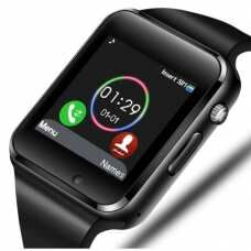 Мужские часы Smart A1 Turbo Black