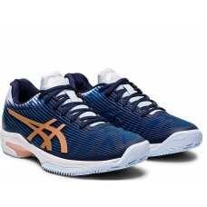 Жениские кроссовки для тенниса  ASICS SOLUTION SPEED FF CLAY 1042A003-413