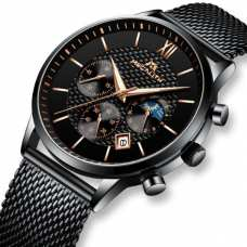 Мужские часы MegaLith Amsterdam